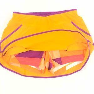 Nike Dri-Fit Skort Skirt With Shorts Size XS